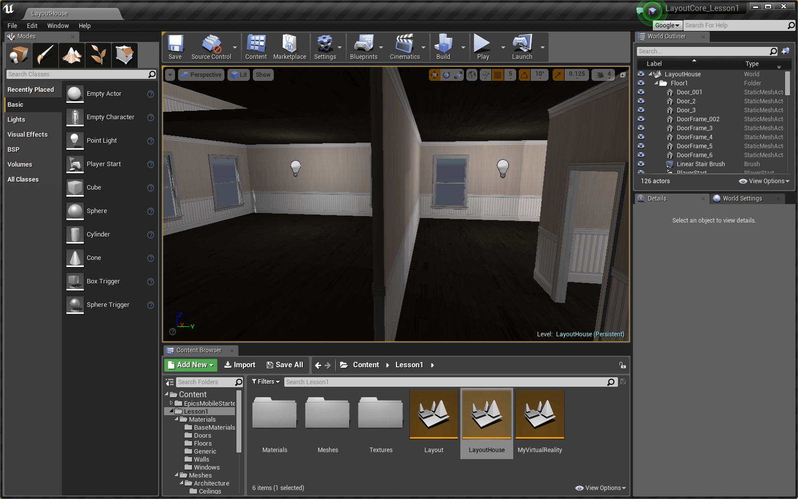Intro to Unreal Engine 4